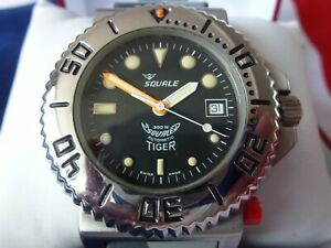 SQUALE TIGER 300M DIVERS AUTOMATIC WATCH