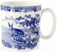 New Spode Blue Room Aesop's Fables archive tea/coffee mug Hare & Tortoise
