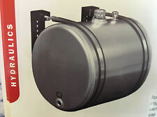 50 Gallon Aluminum Hydraulic Tank Side Mount