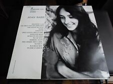 33 TOURS / LP--JOAN BAEZ--ACCONPANYING HERSELF ON THE GUITAR