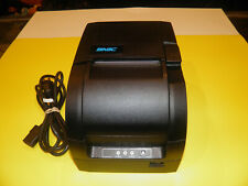 SNBC BTP-M300 Serial & USB Dot Matrix POS Bar & Kitchen Receipt Printer Bundle