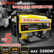 ETOSHA Petrol Generator 3.5kVA Pure Sine Wave Inverter Portable Single-Phase
