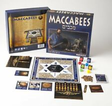 Maccabees board game-fun and educational juif-intérêt