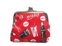 Coca-Cola Coin Purse Snap Closure Enjoy Coca-Cola - BRAND NEW