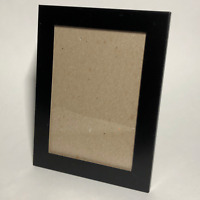 "Vintage Black Resin Picture Frame 6""X4.5"" Photo 4.5""X 3"" F3"