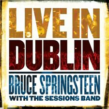 """Live in Dublin - Bruce Springsteen with The Sessions Band (12"""" Album Box Set)"""