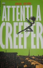 ATTENTI A  CREEPER   di Jason Hall e Cliff Chiang - Vertigo - Lion