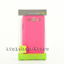 Case Mate Barely There Thin Slim Case for Samsung Galaxy S3 S III Lipstick Pink