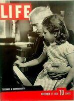 LIFE MAGAZINE NOVEMBER 27 1939