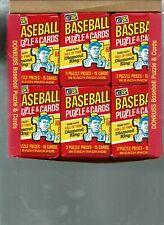1982 DONRUSS*** BASEBALL WAX BOX***36 FACTORY SEALED PACKS****