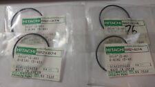 4 Qty- Genuine Hitachi 882874 882-874 O RING (S-46)  NR65A NR65AK & More!