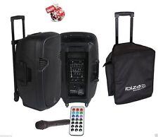 Active Portable Pro Audio PA Speakers