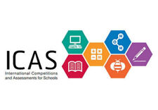 ICAS past papers, years 2, 3, 4, 5, 6 & 7 (ANY 10 PAPERS)