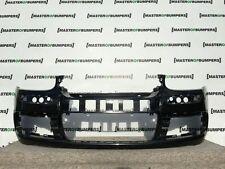 VW GOLF R32 MK5 2004-2008 FRONT BUMPER IN BLACK [V194]