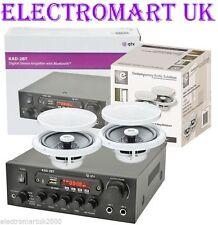 QTX USB Performance & DJ Amplifiers