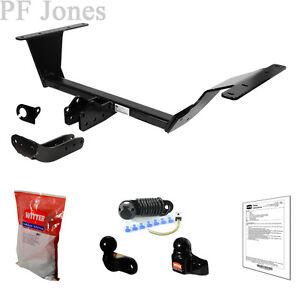 Towbar Electrics For Honda CR-V IV RM 2012 Onwards 7 Pin Wiring Kit