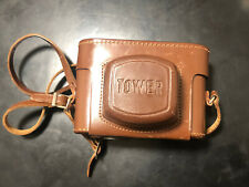 Tower 51 35mm Film Rangefinder Camera w/ Case - Made In Germany