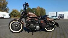 Harley Davidson Sportster 1200 Forty Eight 48 Rat look Bobber Umbau Modell 2012