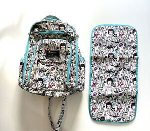 Ju-Ju-Be: Tokidoki Dreams -Be Right Back Excellent Condition With Change pad