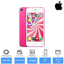 "Apple iPod Touch (128GB) 6th Generation. 4"" Retina Display, FaceTime & iMessage."