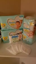 Pampers taille 1 et taille 2
