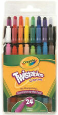 Crayola 24 pack Mini Twistables Crayons 52-9724