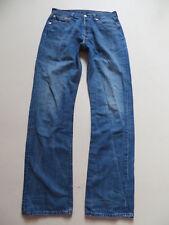 Levi's ® 501 Jeans Hose, W 33 /L 36, Original Vintage Denim, Extra lang, USED !