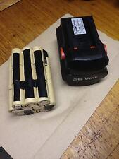 2 Bloc Batterie hilti BP 6 2,4 Ah TE6A (battery bateria akku  batteria)