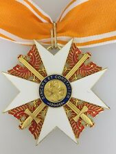Imperial German Prussian Order of the Red Eagle Grand Cross with swords medal