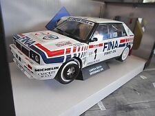 LANCIA Delta HF 16V Rallye Intergrale TdC 1991 #1 Auriol Corse Fina Solido 1:18