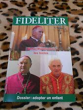 Revue - FIDELITER n° 204, 2011