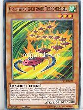 Yu-Gi-Oh - 1x #022 Geschwindigkeitsroid Terrorkreisel - SP17 - Star Pack Battle