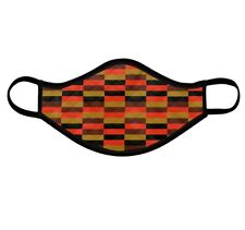 London Tube Underground District Line D78 Stock Moquette Face Covering Mask