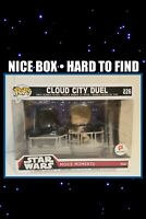Funko Pop Star Wars CLOUD CITY DUEL Movie Moments #226 Walgreens Excl. *NICE BOX