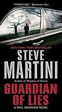 Guardian of Lies by Steve Martini (BB) *PB*