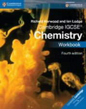 Cambridge IGCSE¬ Chemistry Workbook by Richard Harwood (author), Ian Lodge (a...