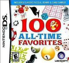 100 All-Time Favorites (Nintendo DS, 2009)