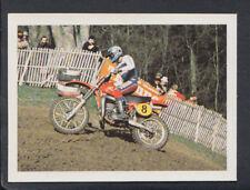 FKS 1977 Motorbikes Sticker No 151 - Belgian Ace Roger De Coster   (S500)