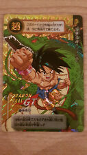Dragon Ball Z Carddass Hondan Part 30 Prism 201 1997 Made in Japan NEUF