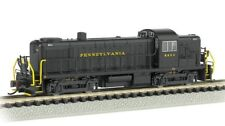 Bachmann N Scale Alco RS-3 Diesel Locomotive w/ DCC. Pennsylvania RR. NEW!