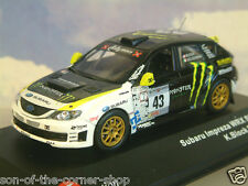 J-Collection DCST 1/43 Subaru Impreza WRX STI #43 Ken Block Rally Usa 2009 JC275