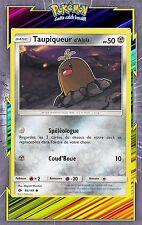 Taupiqueur d'Alola - SL1:Soleil et Lune - 86/149 - Carte Pokemon Neuve Française