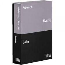Ableton Live 10 Suite Academic