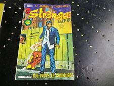STRANGE 184 de 1985 journal de SPIDER-MAN en très bon état