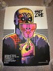 They Live (Mondo Poster) by We Buy Your Kids (2012) **Only Listing on eBay**