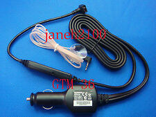 GTM 36 FM TMC Lifetime Traffic Receiver Power Cable Garmin Nuvi 010-01009-02