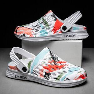 Crocs Classic Clogs Shoes Slip On Summer Beach Sandals Beach Shoes Size6-12 UK