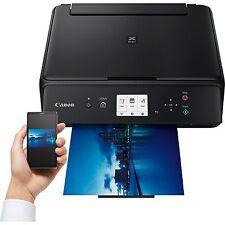 Canon PIXMA TS5050 All-in-One Wireless Wi-Fi Colour Printer 1367C008 + Free P&P