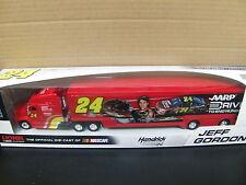 Jeff Gordon 2013 Drive to End Hunger NASCAR Hauler 1/64 ACTION