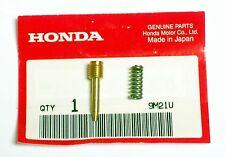 Carburateur einstellschrauben srew set CARBURATEUR HONDA ATC FL NH 250 350 400 80